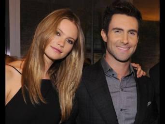 Adam Levine และแฟนสาว