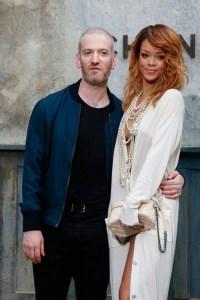 Rihanna กับ Mel Ottenberg