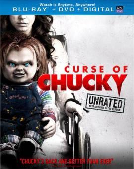 หน้าปกของ Curse Of Chucky
