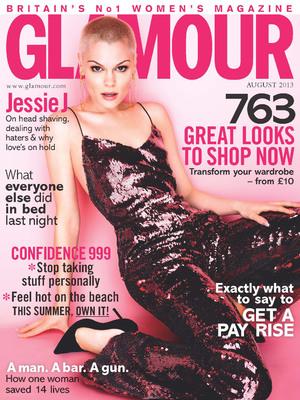 Glamour ฉบับเดือนสิงหาคม 2013