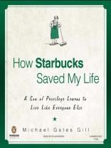 หน้าปกหนังสือ How Starbucks Save My Life