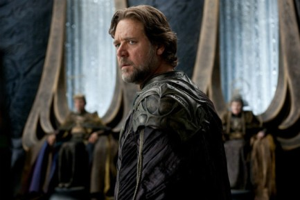 Russel Crowe ใน Man Of Steel