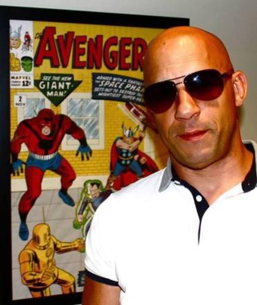 Vin Diesel แอบเกริ่นข้อมูล เอี่ยวหนัง Marvel