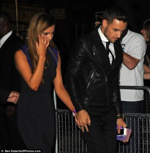 Liam Payne และแฟนสาว