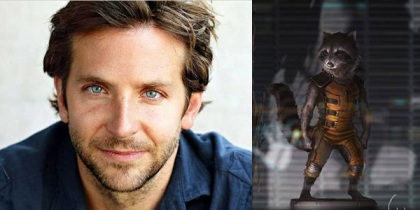 Bradley Cooper ร่วมทัพ Guardians Of The Galaxy