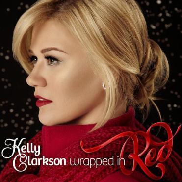 หน้าปกอัลบั้ม Wrapped In Red