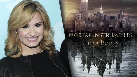 Demi Lovato ร้องเพลงประกอบ The Mortal Instruments