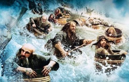 เหล่าคนแคระใน The Hobbit