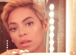Beyonce กับผมสั้นเต่อ