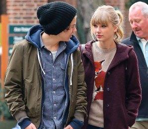 อดีตระหว่าง Taylor และ Harry