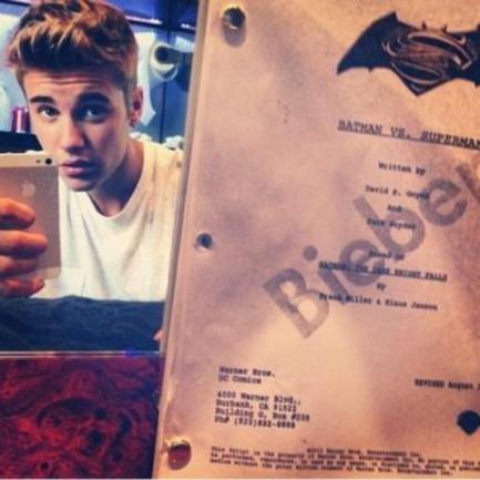 Justin Bieber กับภาพใน IG