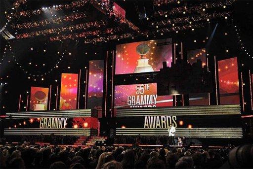 ภาพจากงาน Grammy Awards 2013