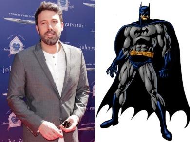 Ben Affleck รับบท Batman