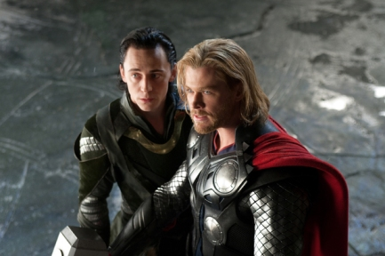 ภาพจาก Thor: The Dark World
