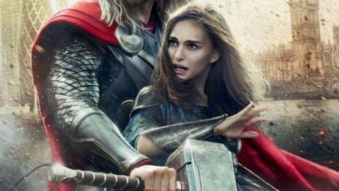 Nathalie Portman ใน Thor
