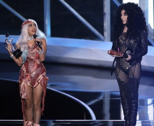 Cher และ Lady GaGa
