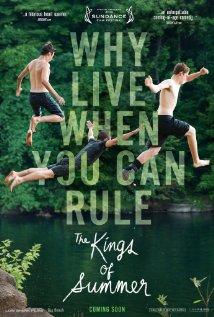 ใบปิดThe Kings of Summer