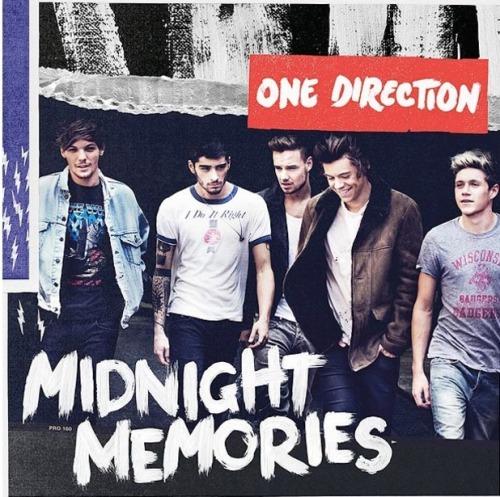 หน้าปก Midnight Memories