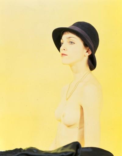 Madonna ถ่ายแบบในปี 1977