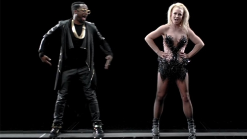 Will.i.am และ Britney Spears