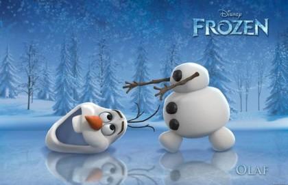Olaf จาก Frozen