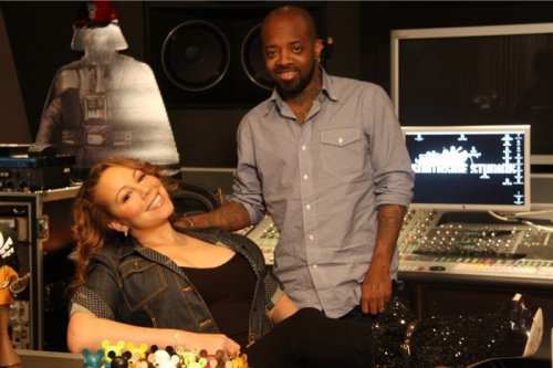 Mariah Carey และ Jermaine Dupre