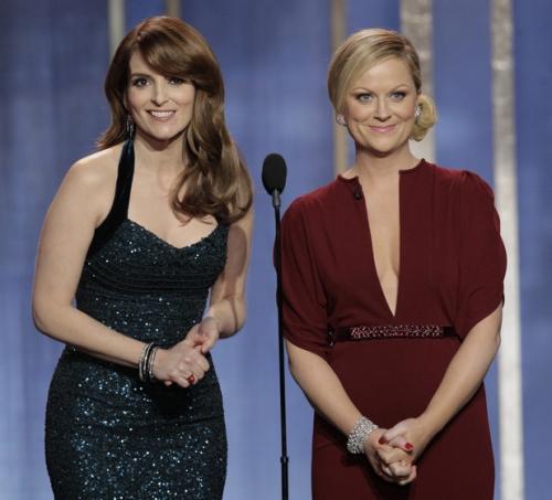 Tina Fay และ Amy Poehler