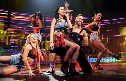 Katy Perry จาก iTunes Festival