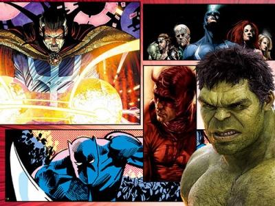 ตัวละครจาก Marvel