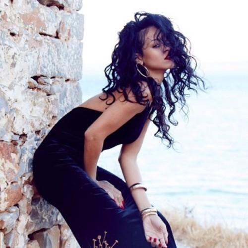 Rihanna คอลเล็กชั่นฤดูหนาว 2013