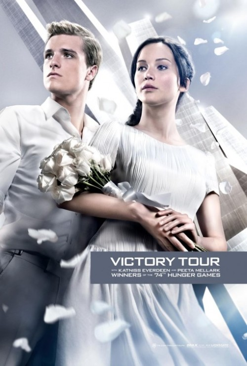 The Hunger Games: Catching Fire @ Victory Tour