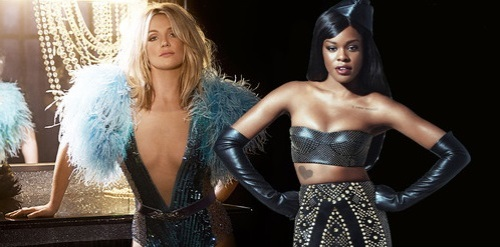 Britney และ Azealia