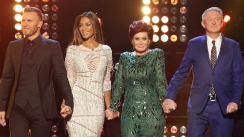 กรรมการ The X Factor