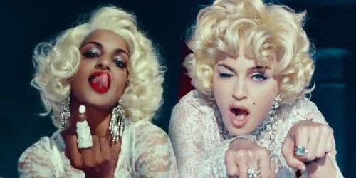 MIA และ Madonna