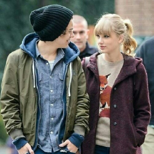 Harry Styles และ Taylor Swift