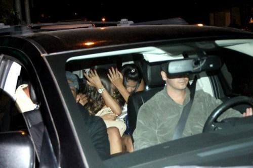 Justin Bieber หลบปาปารัสซี่