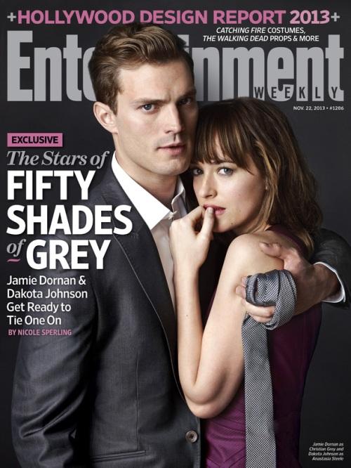 หน้าปก Entertainment Weekly ฉบับล่าสุด